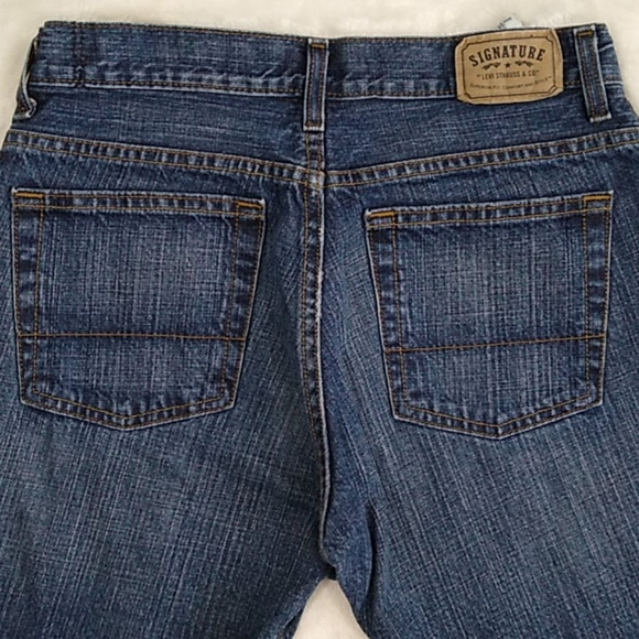 Levi's Signature Straight Jeans size 32